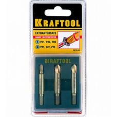 Набор экстракторов 3 предмета KRAFTOOL 26770-Н3