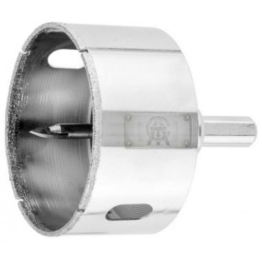 Алмазная коронка с центральным сверлом D-80мм STRONG СTК-06600080