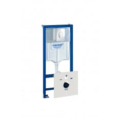 Комплект для подвесного унитаза GROHE 38750001