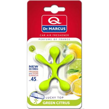 Ароматизатор Lucky top Green citrus Dr.MARCUS