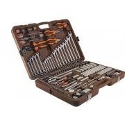Набор инструмента универсальный 141 предмет Ombra