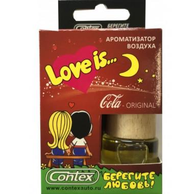 Ароматизатор LOVE IS Cola 8мл Contex