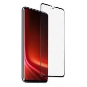 Защитное стекло черное для Xiaomi Redmi Note 8 Pro