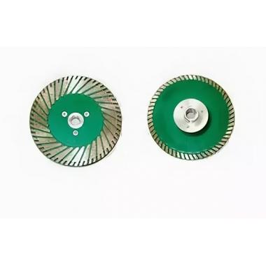 Алмазный диск 125x1.8 мм DISTAR TRUBO DUPLEX СТД-170
