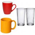 Чашки и стаканы
