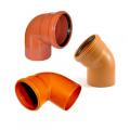 Отводы для внешней канализации