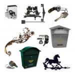Почтовые ящики декоративные элементы