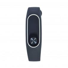Чехол черный для фитнес-браслета Xiaomi Mi Band 2