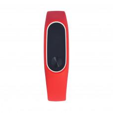 Чехол красный для фитнес-браслета Xiaomi Mi Band 2