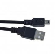 Кабель USB - miniUSB 5P с фильтром для Canon 5D 6D 7D 600D