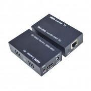 Удлинитель HDMI-комплект передатчик + приемник до 60 м по одному UTP Premier 5-877