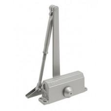 Доводчик серебристый морозостойкий до 50 кг НОРА-М №2S ЦБ000010566