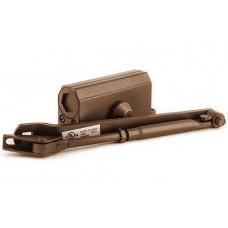 Доводчик коричневый морозостойкий 50-80 кг НОРА-М №3S ЦБ000010313