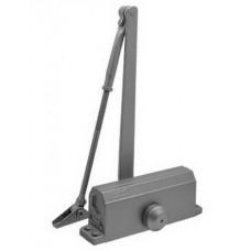 Доводчик серебристый морозостойкий 50-80 кг НОРА-М №3S ЦБ000010720