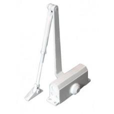 Доводчик белый морозостойкий 50-80 кг НОРА-М №3S ЦБ000010528