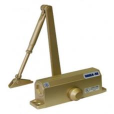 Доводчик коричневый морозостойкий до 160 кг НОРА-М №5S ЦБ000010571