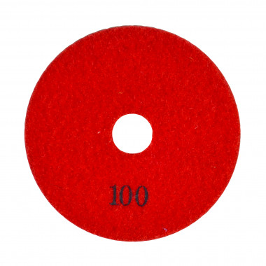 Алмазный полировальный круг 100х40х2,4 мм Сплитстоун 6А2S №2