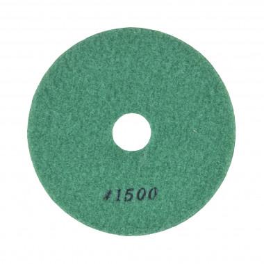Алмазный полировальный круг 100х40х2,4 мм Сплитстоун 6А2S №9