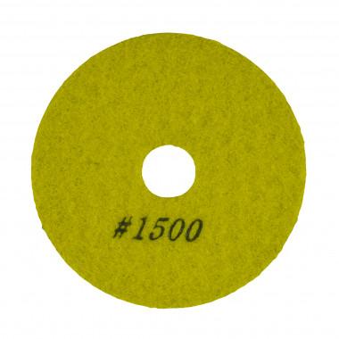Алмазный полировальный круг гранит 100х40х2,5 мм Сплитстоун 6А2S №9