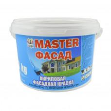 Краска фасадная 3 кг Master Fasad 2000079710013