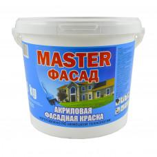 Краска фасадная 6 кг Master Fasad 7930230501721