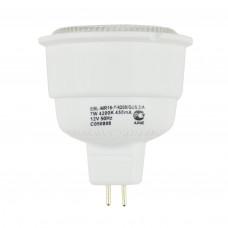 Компактная люминисцентная лампа Uniel 4200 VR16-7W/GU5