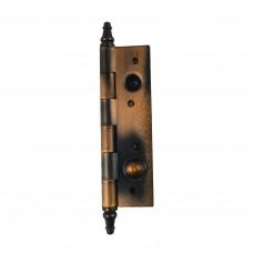 Петли универсальные бронза 150x80 мм AMIG №561