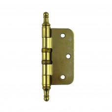 Петля дверная позолота AMIG 958-3 LD
