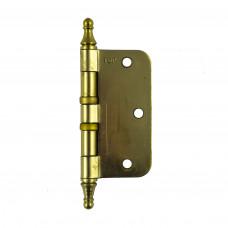 Петля дверная позолота AMIG 958-3,5 LD