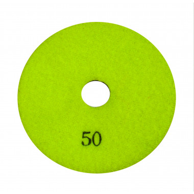 Алмазный полировальный круг гранит Сплитстоун 6А2S100х40х2,4 №1