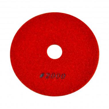 Алмазный полировальный круг 100х40х2,4 мм Сплитстоун 6А2S100х40х2,4 №10