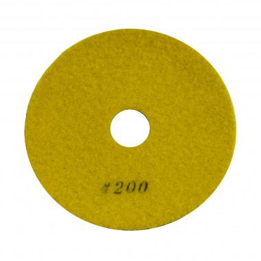 Алмазный полировальный круг 100х40х2,4 мм Сплитстоун 6А2S100х40х2,4 №3