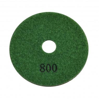Алмазный полировальный круг 100х40х2,4 мм Сплитстоун 6А2S100х40х2,4 №7