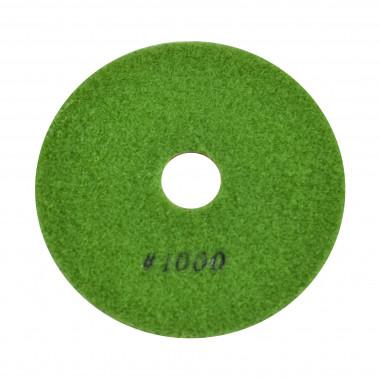 Алмазный полировальный круг 100х40х2,4 мм Сплитстоун 6А2S100х40х2,4 №8