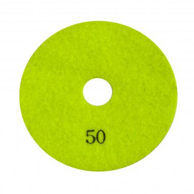 Алмазный полировальный круг Сплитстоун 6А2S100х40х2,5 №1