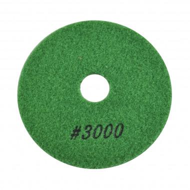 Алмазный полировальный круг гранит Сплитстоун 6А2S100х40х2,5 №11