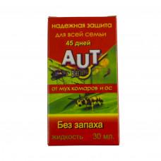 Жидкость от мух, комаров и ос AUT