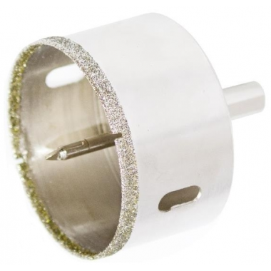 Алмазная коронка с центральным сверлом D-30 мм STRONG СTК-06600030