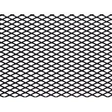Сетка металлическая черная ПВС 10х1х1.5 1 м