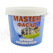 Краска фасадная 10 кг Master Fasad 4627108250920
