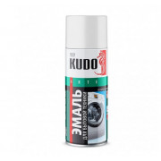 Эмаль для бытовой техники 520 мл белая KUDO KU-1311