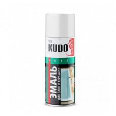 Эмаль для ванн и керамики белая 520 мл KUDO KU-1301