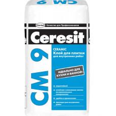 Клей для плитки для внутренних работ Ceresit CM 9