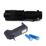 Аккумуляторный подствольный фонарь 70000W Поиск P-8468