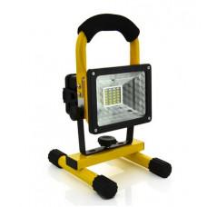 Прожектор аккумуляторный 30W LED TG-805