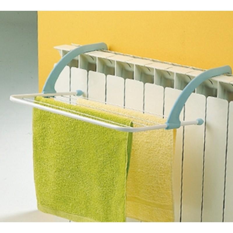 Какие сушилки крепятся не только к потолку, но и к стене.
