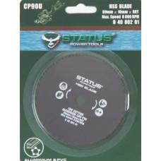 Диск пильный 89х10х1 мм HSS 80T STATUS CP90U