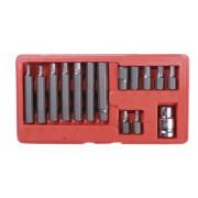 Набор ключей 15 штук ЗУБР 2651-Н15