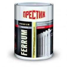 Эмаль для радиаторов акриловая белая 0.9 кг Престиж 16893