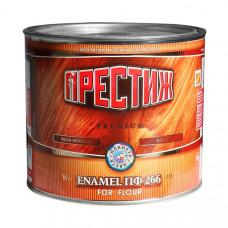 Эмаль желто-коричневая 1,9 кг Престиж ПФ-266